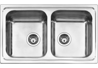 SINKS IN STAINLESS STEEL